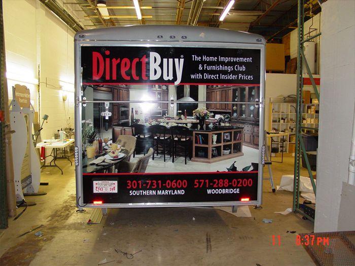 DirectBuy Trailer Graphics