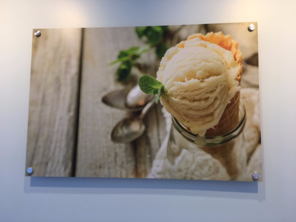 Mounted Prints for Restaurants in Orange County CA