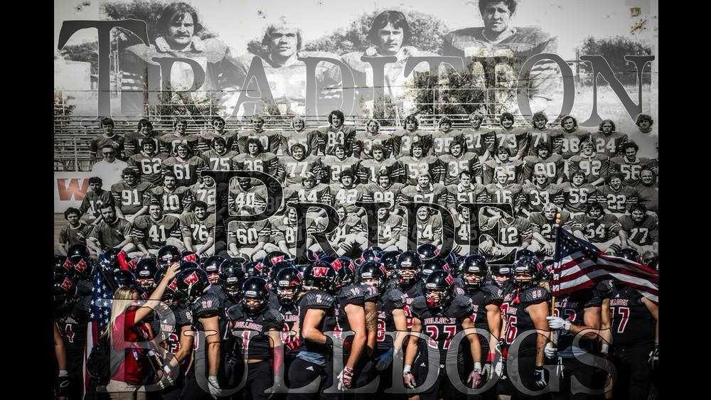 Tradition. Pride. Bulldogs.