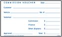 Commission Voucher-Blue
