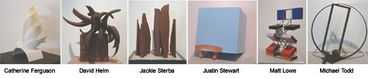 And the Winners Are! Bemis Center for Contemporary Arts Announces Qwest Center Omaha Sculptors