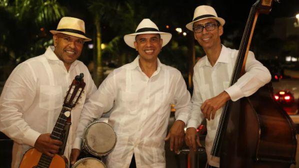 The Cuban Trio / 11 AM