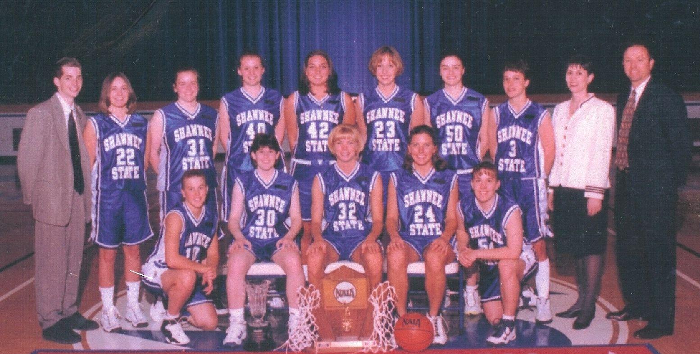 Shawnee State University 1999 NAIA Champions