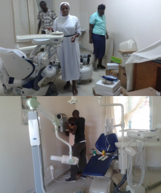 Dental Unit in Kenya