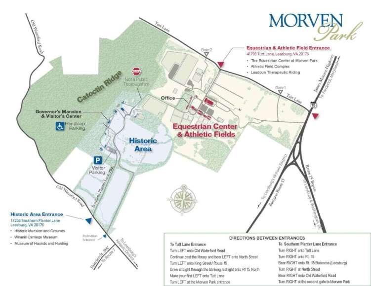 Explore The Park Morven Park