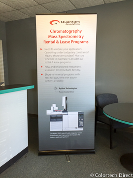 Banner Stand Display