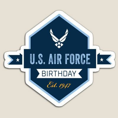 Happy birthday to the United States Air Force today!