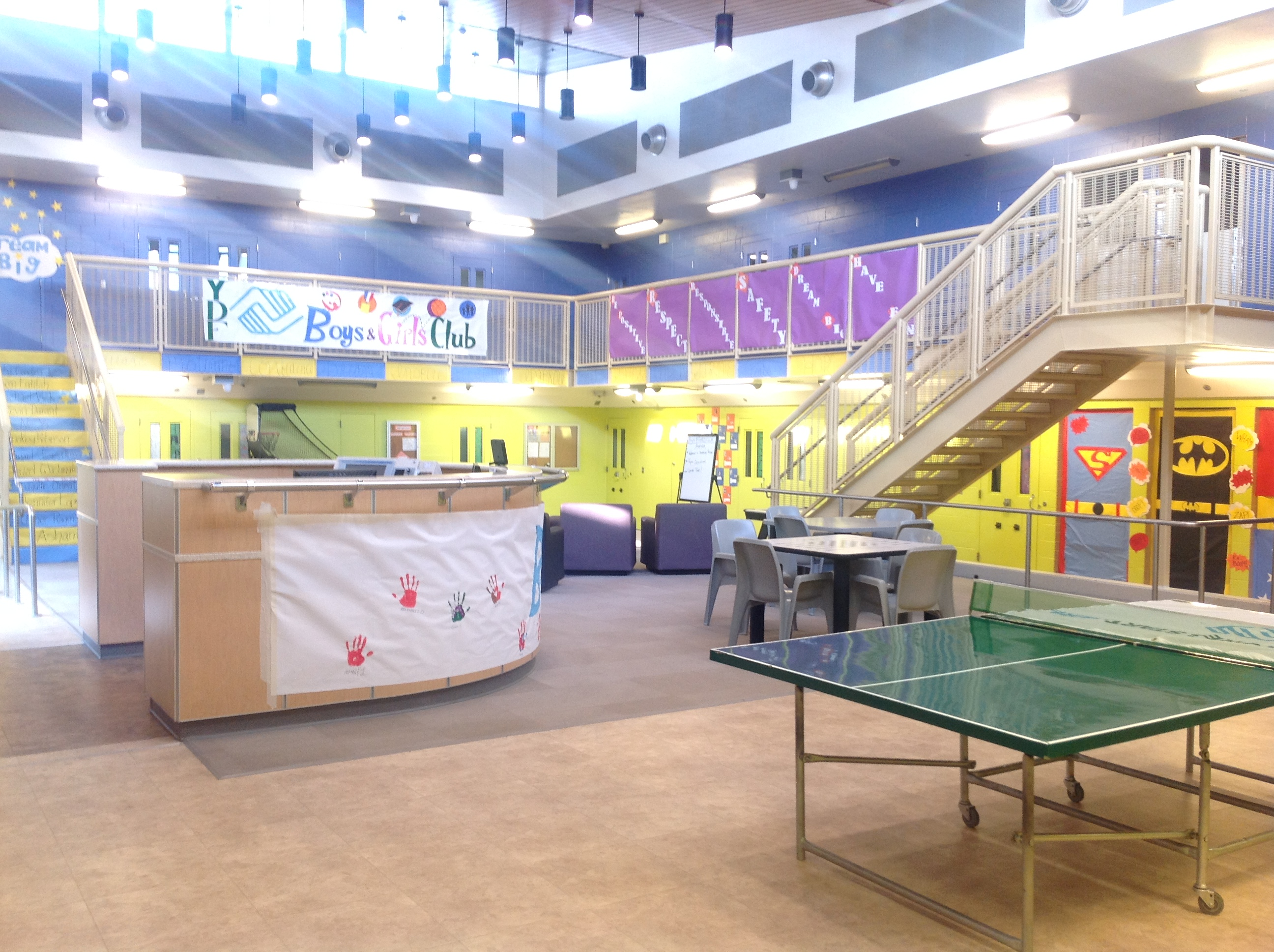 Youth Detention Facility Boys & Girls Club Chosen as Top 10 Finalist in National Contest