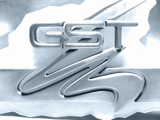 SB28993 - Carved HDU Aluminum-Plated Logo Emblem  for a Corporation, Highly Polished