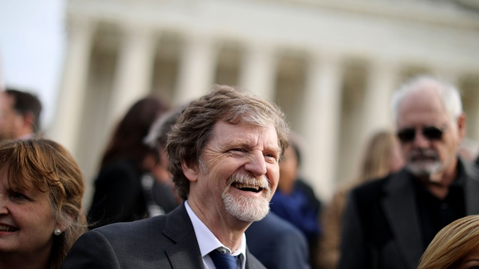 Christian Baker Wins Supreme Court's Masterpiece Cakeshop Case