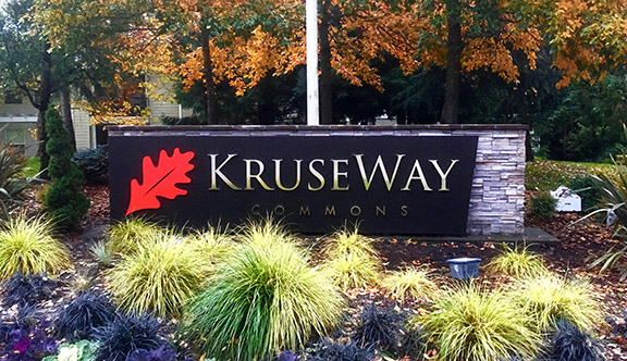 KRUSE WAY COMMONS