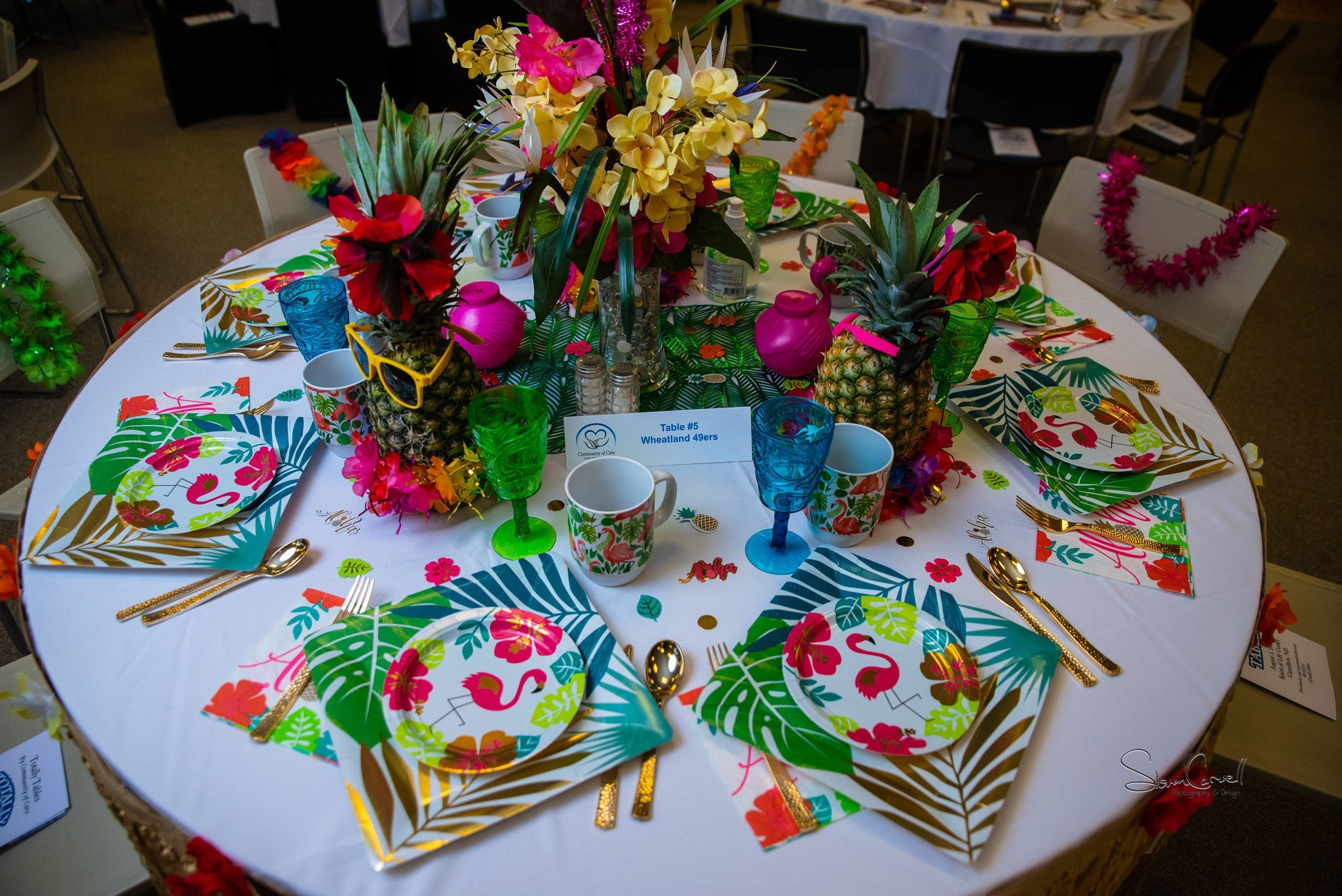 49ers Homemakers & Guests - Destination Aloha!