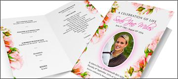 Funeral Printing