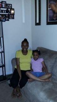 Meet Jakeyah & daughter