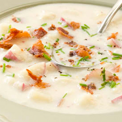 Super Easy Potato Soup