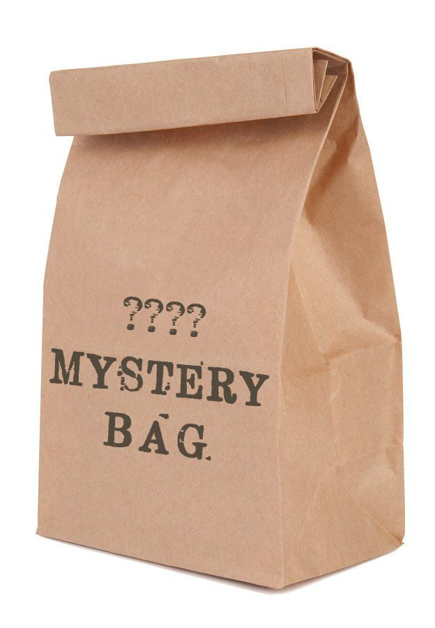 Mystery Bag! Creative Thinking & Problem Solving