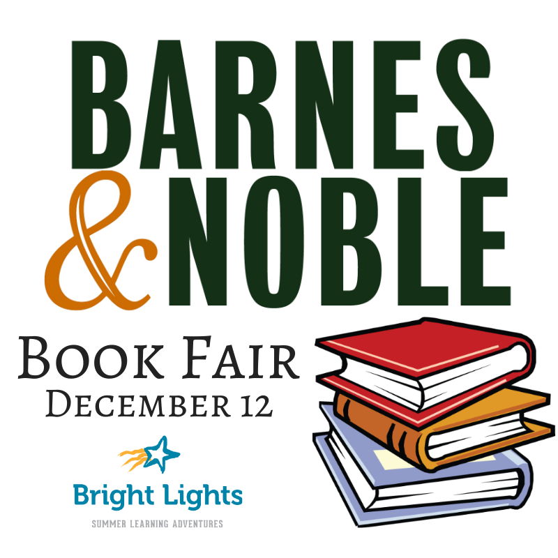 Bright Lights at Barnes & Noble