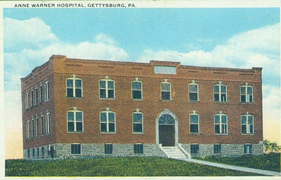 100 Years of Community Service: From Annie M. Warner to Gettysburg Hospital