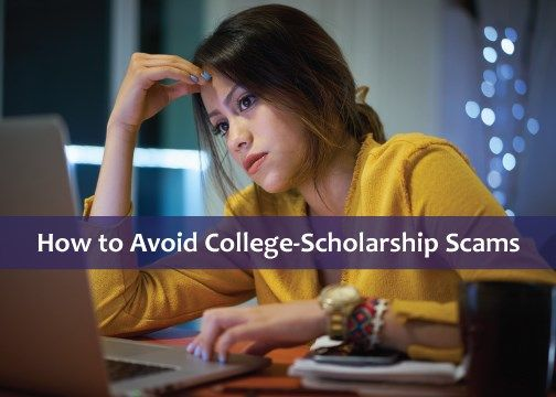 How To Avoid College Scholarship Scams