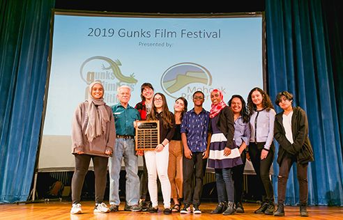 Young Women Who Crush receive Mohonk Preserve stewardship award