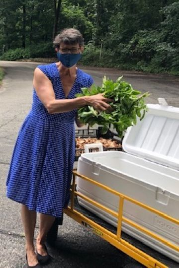 Coming up on mid-season: an update on Local Food for Every Table