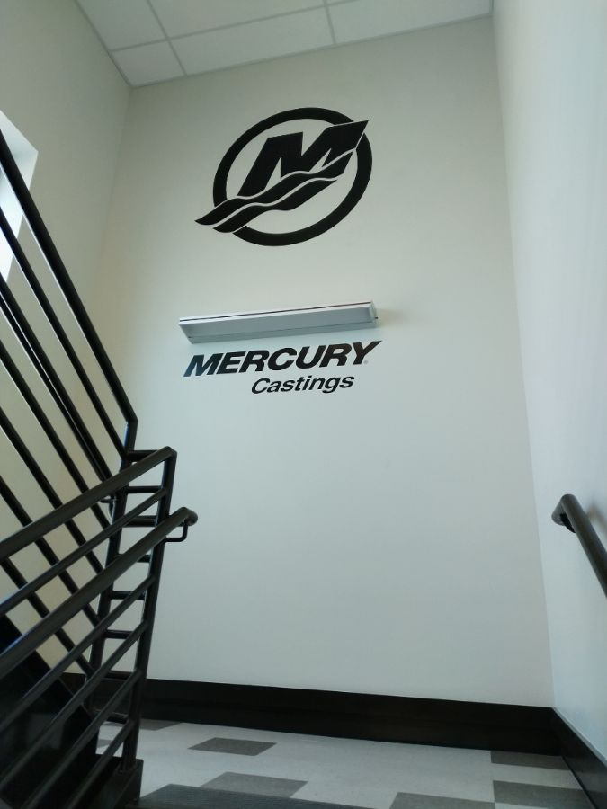 Mercury Stairwell