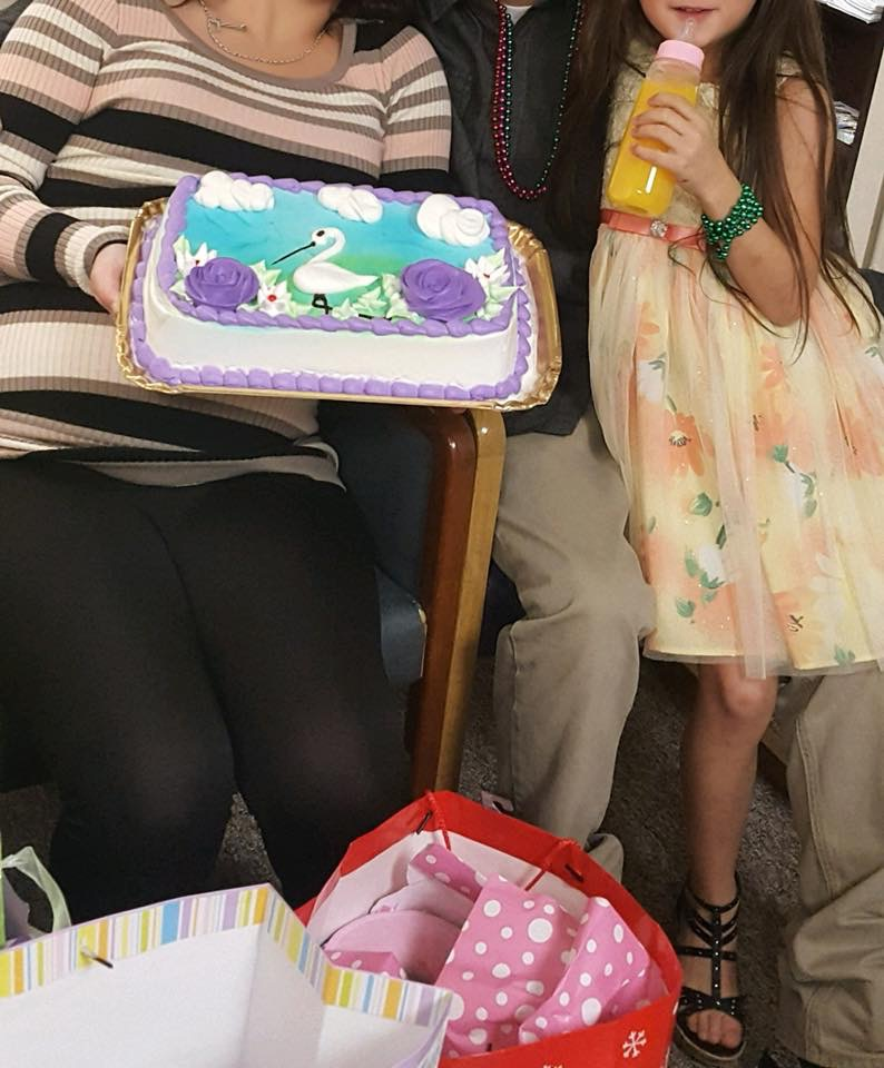 Celebrating a new baby coming soon!