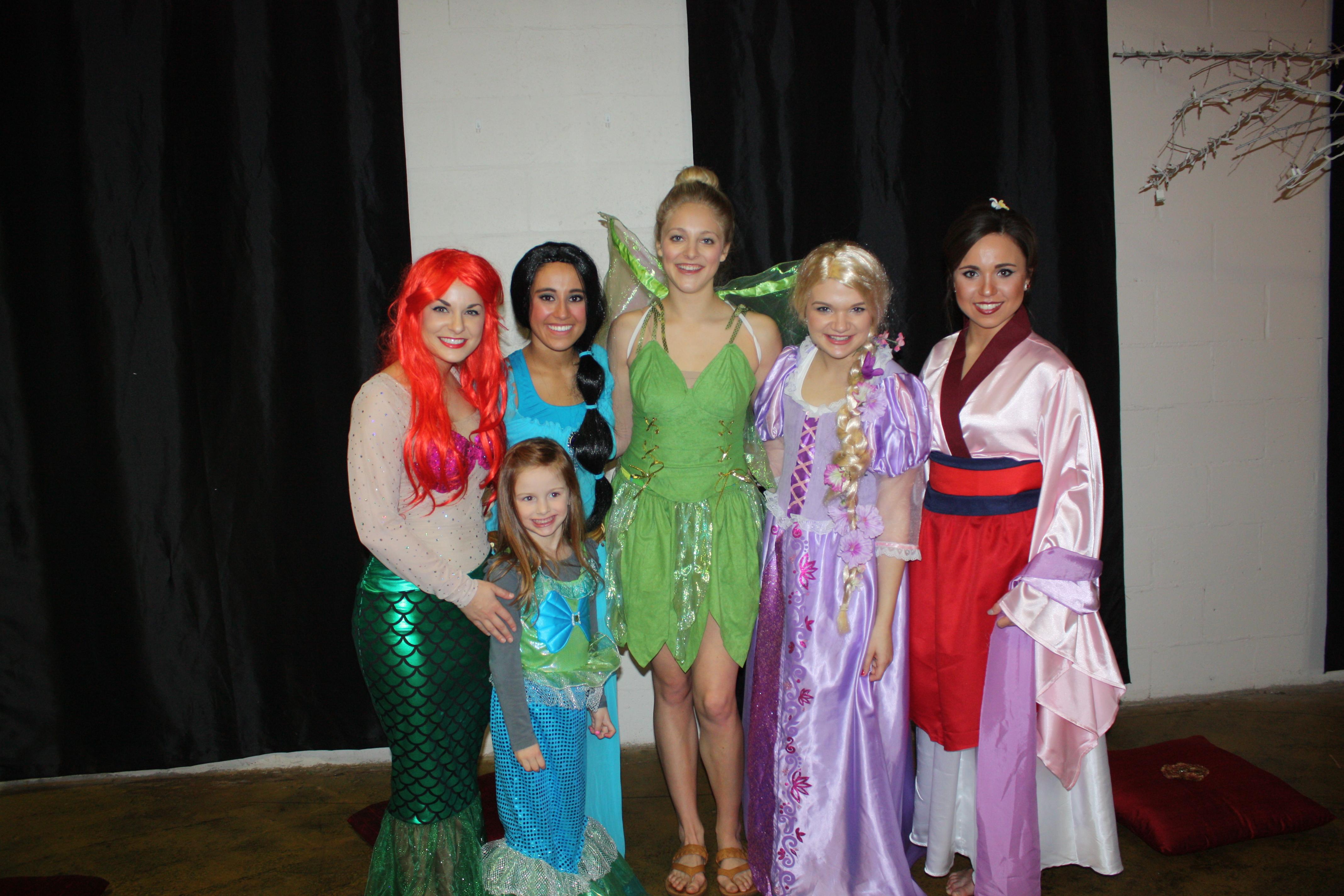 2016 Princess Event