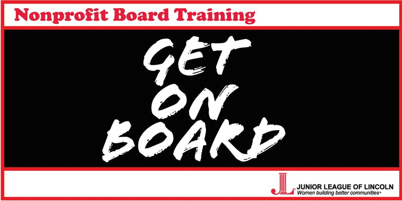 Get on Board Training, Jan. 12 and 19