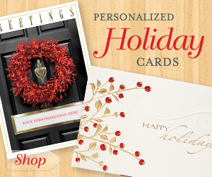 Holiday & All Occasion Cards