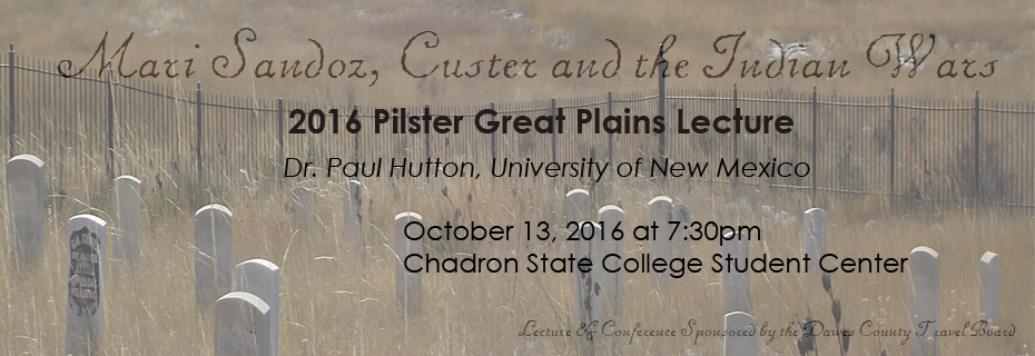 2016 Pilster Great Plains Lecture