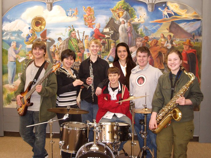 Scholarship Winners 2008