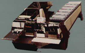 Rosback 318 Bindery System