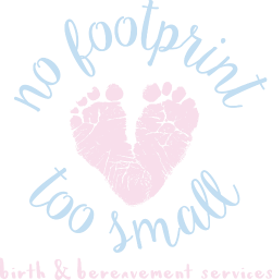 No Footprint Too Small