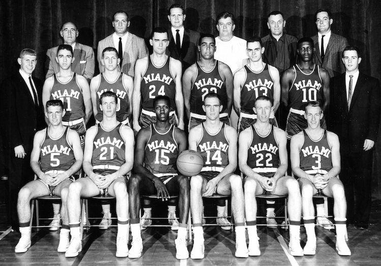 Miami University 1958-59