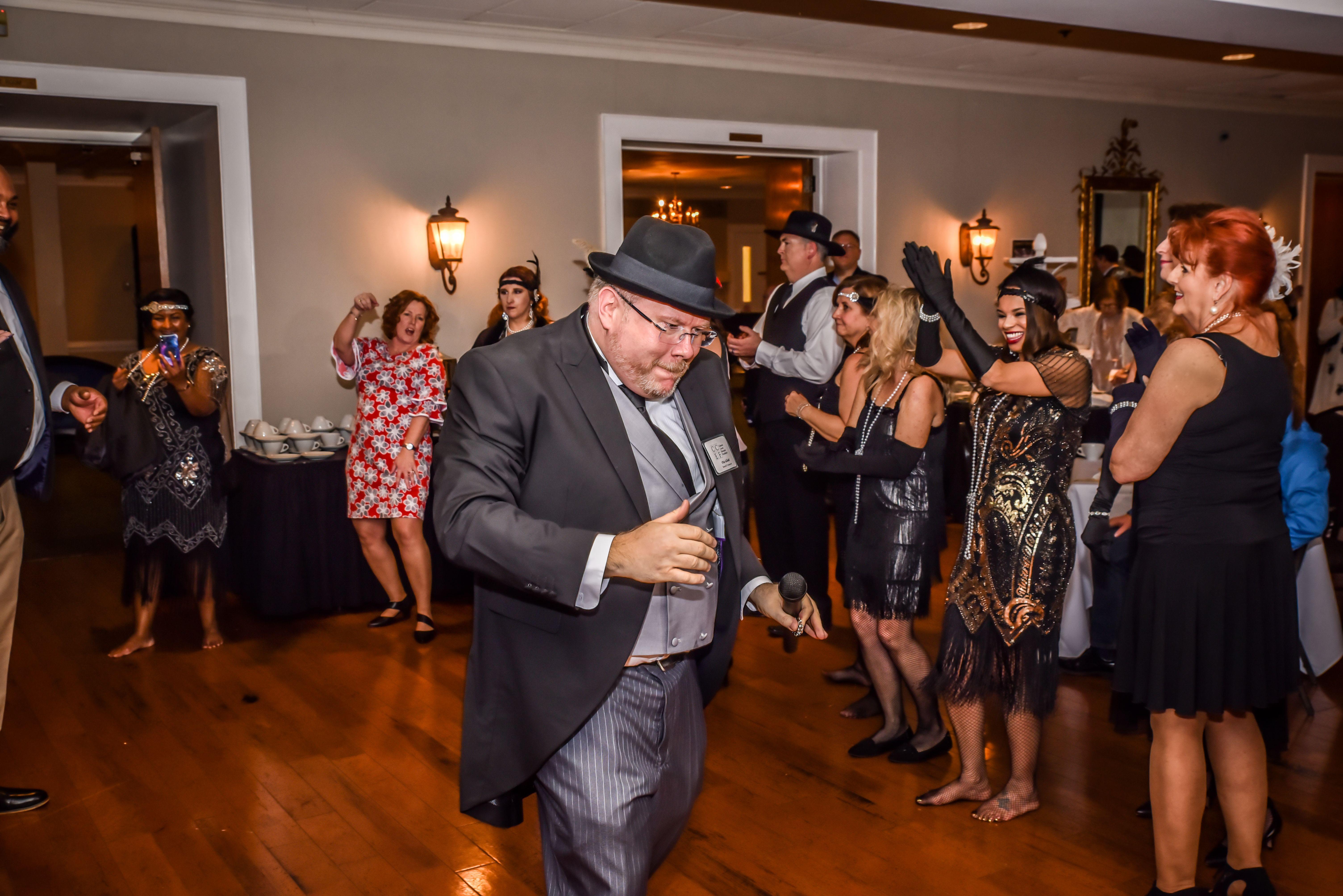 Otis Dance Line
