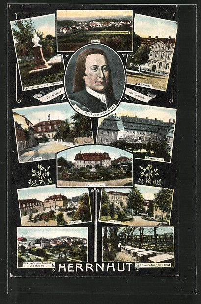 A young Christian who changed the world: Ludwig von Zinzendorf & the Moravian Missionaries