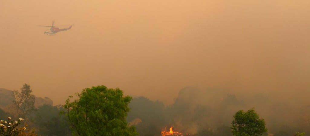 Protecting Outdoor Workers from Wildfire Smoke