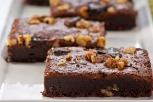Fudge-Nut Brownie