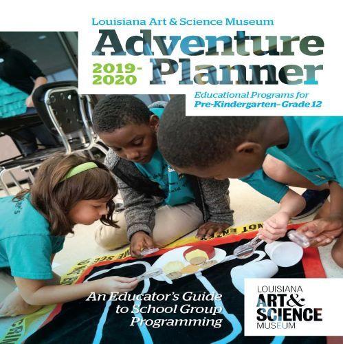 LASM's 2019-2020 Adventure Planner
