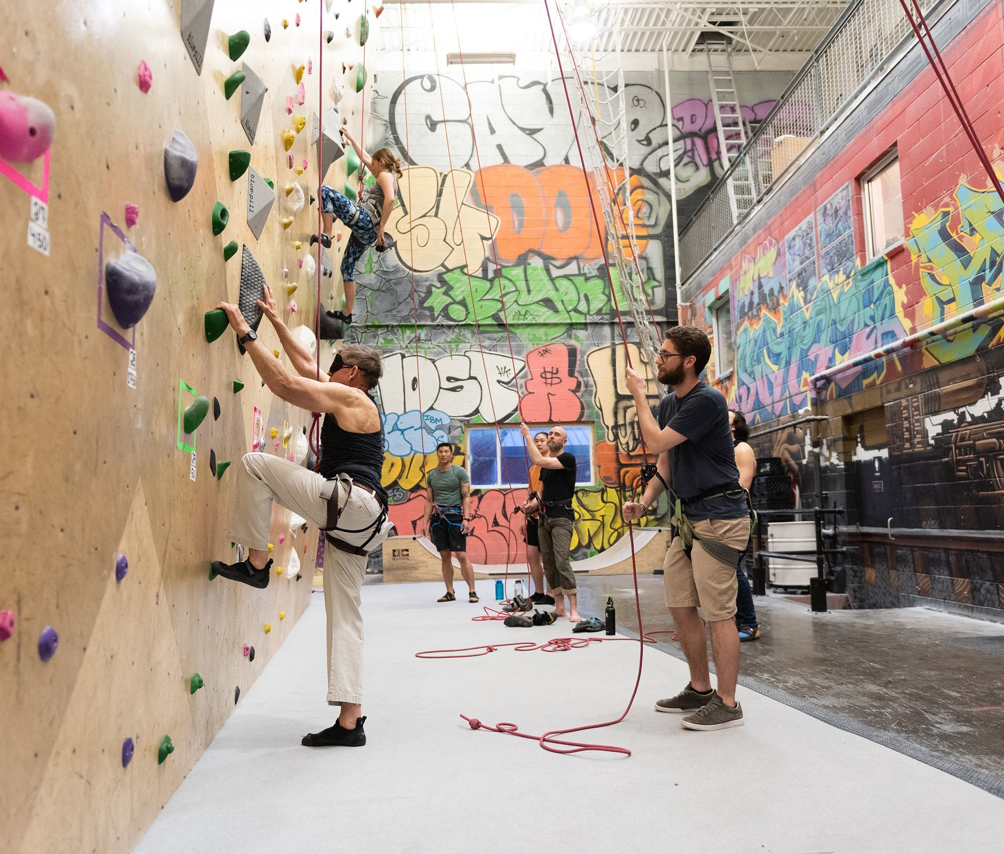 Brooklyn Boulders Somerville