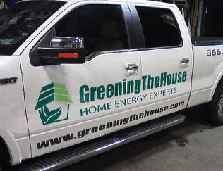 Vehicle Graphics for Contractors in Bend OR