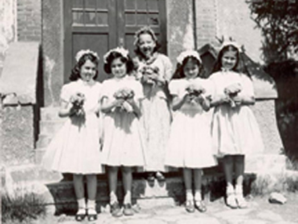 Dandelion Festival 1950