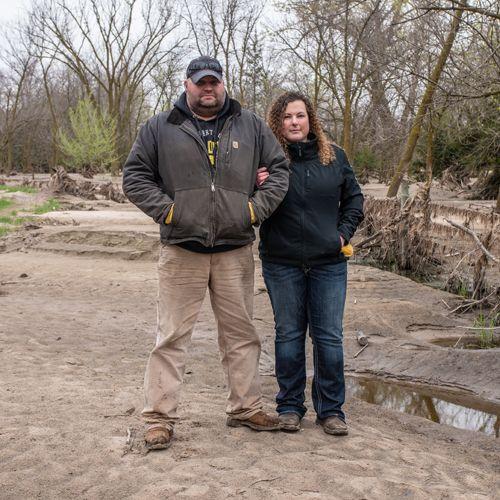 Brad & Carissa Kluck