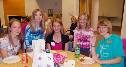 A Joyful Spirit: Girls, God and Fun Retreat at Annunciation Monastery