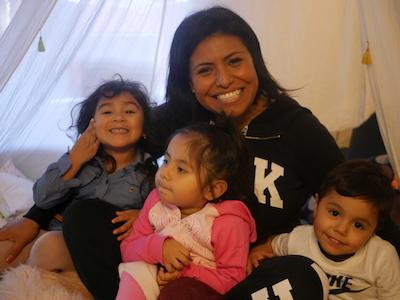 Meet Childcare Provider Roxana Flores