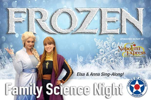 Frozen - Family Science Night