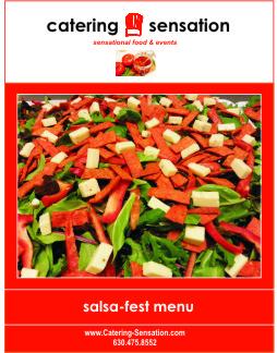 Salsa-Fest Menu