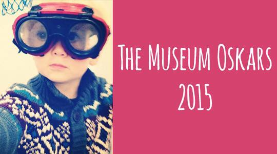 "Time for the Museum ""Oskars"" 2015!"