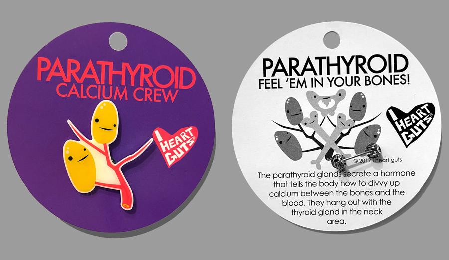 Parathyroid Pin